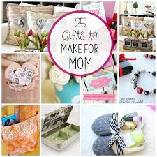 mother day gifts ideas diy mothers day gift ideas crazy little projects