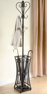 Coat Racks And Stands Furniture Wonderful Standing Coat Rack For Inspiring Furniture 8