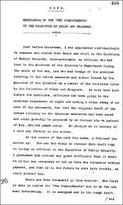 william saroyan Հայաստան  memorandum by the committee of union and progress outlining the strategy for implementing the n genocide