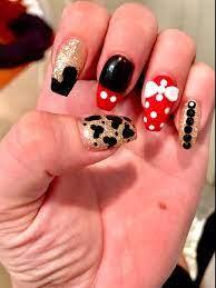 150 Mickey Mouse Nail Art Designs - Body Art Guru