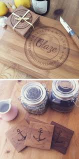 the best gifts have a personal touch custom engraved cutting boards and coasters from wood be mine woodworking diy cutting board