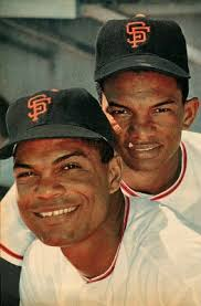 The Three Alou Brothers Make History: All Three In The Same Outfield! |  Baseball History Comes Alive!