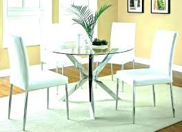 circle dining table sets kitchen tables set small round and chairs modern glass for 4 solid circle dining table set
