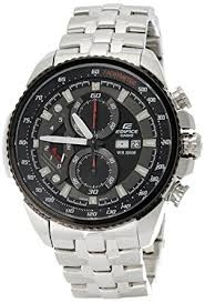 buy casio edifice tachymeter chronograph black dial men s watch casio edifice tachymeter chronograph black dial men s watch ef 558d 1avdf ed436
