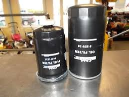 ford new holland 40 series oil & fuel filter kit 7740 6640 7840 8340 new holland fuel filter 47450038 image is loading ford new holland 40 series oil amp fuel