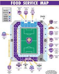 Orlando City Stadium Map New Orlando City Soccer Club
