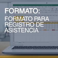 Formato De Asistencia Del Personal