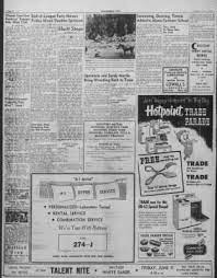 Alamogordo News from Alamogordo, New Mexico on June 8, 1954 · Page 4