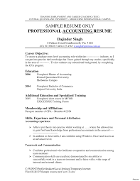Career Goals Examples For Resume Cmt Sonabel Org