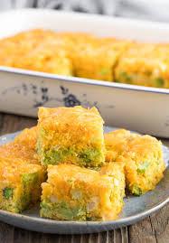 Fluffy Broccoli Cornbread Recipe A Spicy Perspective