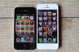 iphone5 homescreens