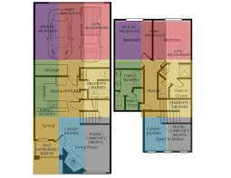 Bedroom Bagua Chart How Do I Align The Bagua Map Over My Floorplan And Why