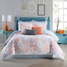 Buy Reversible Comforter and Sham Set from Bed Bath & Beyond & Anthologyâ?¢ Elise Reversible European Pillow Sham Adamdwight.com
