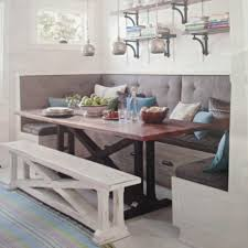 Storage Bench: Awesome Kitchen Bench With Storage I Bet The Husband Could  Build For How