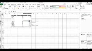 Pareto Chart Pivot Table How To Create A Pareto Chart With Pivot Table