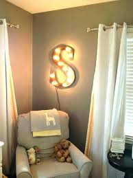 light up letters for wall letter that metal with lights bulbs hobby lobby 9