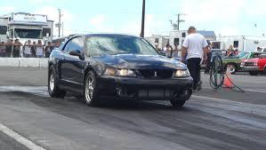 2004 Ford Mustang SVT Cobra 1/4 mile Drag Racing timeslip specs 0 ...
