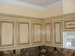 painting stained kitchen cabinets alder wood driftwood door best paint finish for cut tile laminate recycled