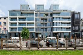 apartment building design. Furniture Home Interior Design Ideas Decoration Luxury Villa Apartments Jordaenskaai Antwerp Crepain Binst Architecture Courtesy Of Apartment Building N