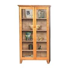 bookcases cherry bookcase with doors large size of cherry bookcase with glass doors bookcase glass
