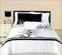 black and white duvet covers twin