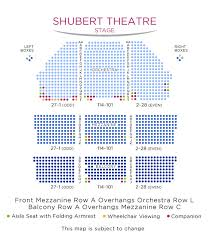 Citi Shubert Theater Seating Chart 79 Factual Broadhurst Theatre Seating