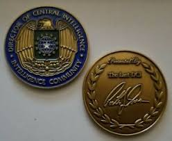 Image result for the CIA's Director's Medal