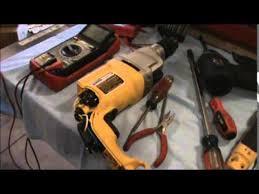 troubleshooting a broken dewalt dw515 hammer drill troubleshooting a broken dewalt dw515 hammer drill