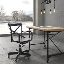 industrial office desks. Industrial Office Furniture Richfielduniversity Within Rustic Desk Chair Desks