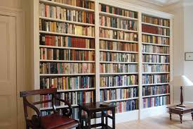 home library furniture. Custom Built Home Library Furniture