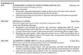 resume example for skills section example skills section resume examples of resumes