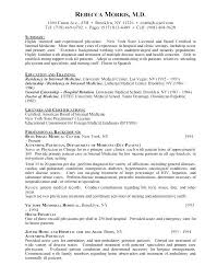 Doctors Cv Sample In Word Physician Template Assistant Resume Lovely