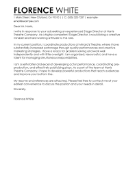 best medical cover letter examples livecareer edit