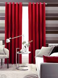 Curtains Red Curtain Ideas For Living Room Inspiration Curtain Red Curtain Ideas For Living Room