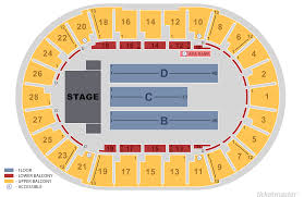 Amsoil Arena Seating Chart Seating Charts Duluth Entertainment Convention Center