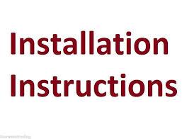 installation instructions for pottery barn veranda linear chandelier pdf