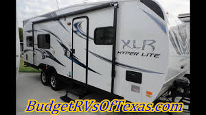 2016 xlr 25hfk per pull toy hauler that you can pull with a half ton truck