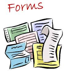 Frequently Used Forms / Overview