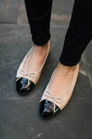 Chanel Ballerina Flats Size Chart A Worthwhile Investment Chanel Ballet Flats The Style Scribe