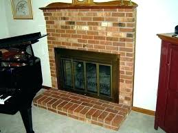 replacement fireplace insert post replace my gas fireplace