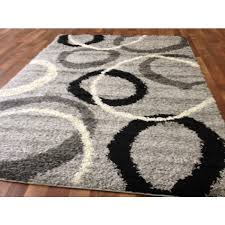 round black area rugs rug designs with regard to circle pattern 0
