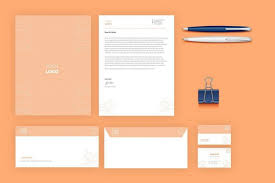 Office Stationery Design Templates Stationery Templateso Business Template Greenoshop Free