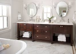 bathroom fixtures denver. Denver 72 Inch Vanity With Oval Wall Mirrors Bathroom Traditional And Clawfoot Tub Dark Stained Wood Fixtures S