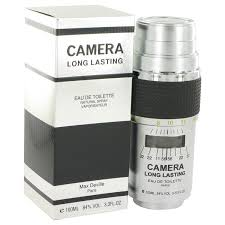 <b>Camera</b> Long Lasting Eau De Toilette Spray By <b>Max Deville</b>