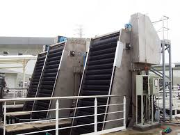 Design Of Screen In Wastewater Treatment Fine Screen Association Of 3 Co Ltd
