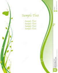 Graphic Design Green Go Green Concept Design Stock Illustration Illustration Of