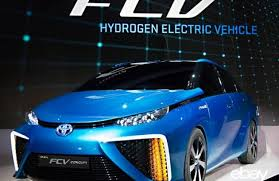last november at the 2016 la auto show toyota announced its commitment to building cars with a hydrogen fuel cell powertrain along with other big carmakers