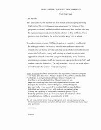self introduction letter template best of new letter template introducing new business