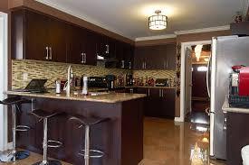 Dark Brown Kitchen Cabinets Brown Kitchen Cabinets Modification For A Stunning Kitchen