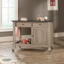 Mobile Kitchen Island Sauder Select Mobile Kitchen Island 417089 Sauder
